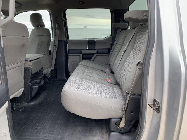 2017 Ford F-150 XLT Crew XLT 5.0L V8