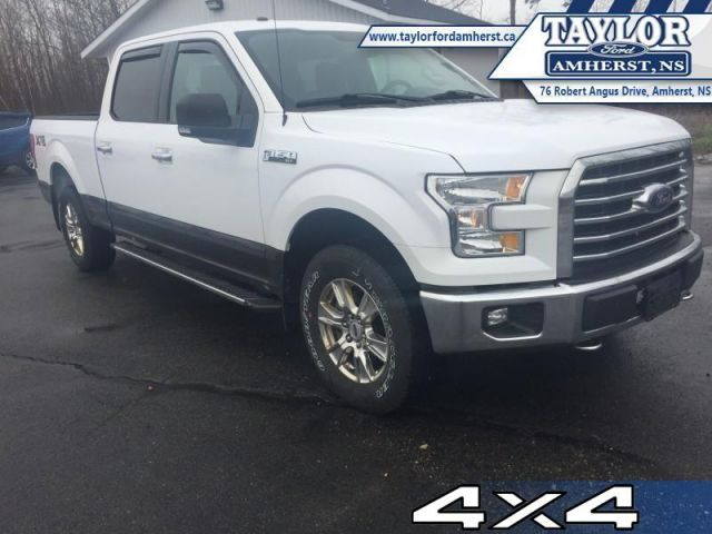 2017 Ford F-150 XTR   - Local - Trade-in - One owner - $121.30 /Wk