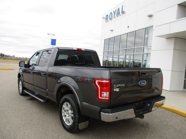 2017 Ford F-150 4WD SuperCrew