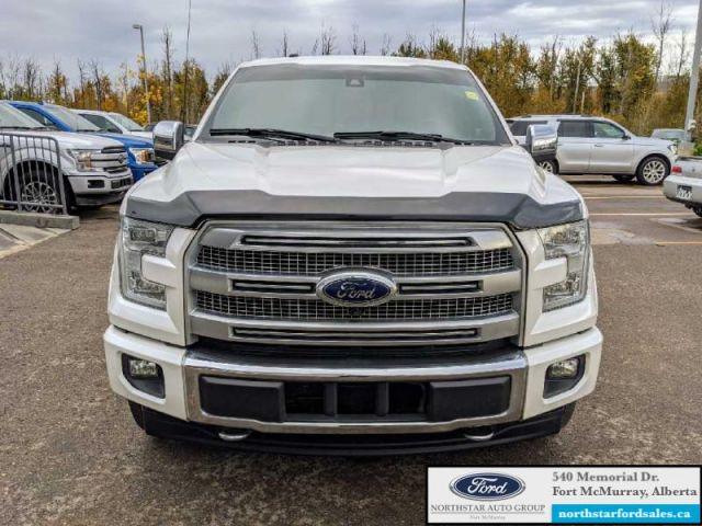 2017 Ford F-150 Platinum  |ASK ABOUT NO PAYMENTS FOR 120 DAYS OAC