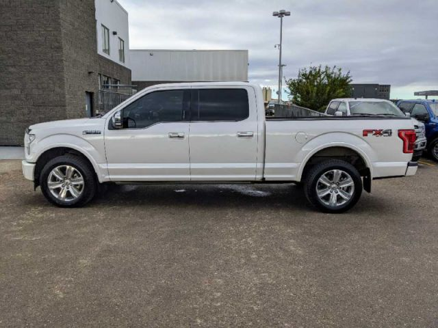 2017 Ford F-150 Platinum  |UP TO $10,000 CASH BACK O.A.C