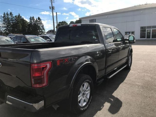 2017 Ford F-150 LARIAT-NAV/ TOW MIRRORS/ SPRAY-IN LINER/ RAMP