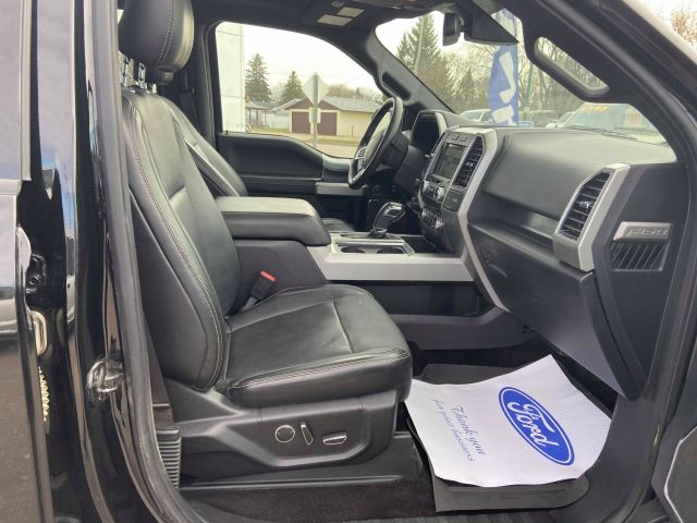 2017 Ford F-150 Lariat *NO ACCIDENTS*