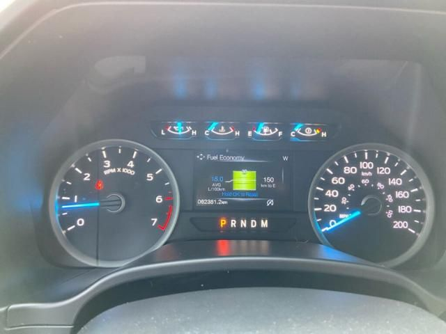 2017 Ford F-150 XLT-261 B/W