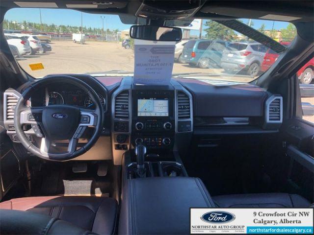 2017 Ford F-150 Platinum    3.5 ECOBOOST  NAV  SUNROOF  LEATHER  LONGBOX  - $362