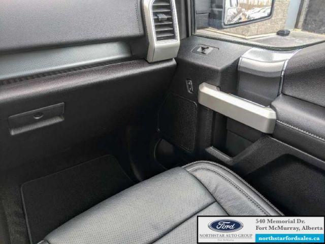 2017 Ford F-150 Lariat  |3.5L|Rem Start|Nav|Twin Panel Moonroof