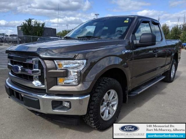 2017 Ford F-150 XLT  |5.0L|Trailer Tow Pkg|Tailgate Step