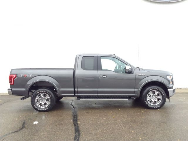 2017 Ford F-150 4 Door Pickup