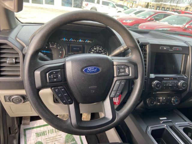 2017 Ford F-150 XL  - One owner - Power Mirrors - $221 B/W