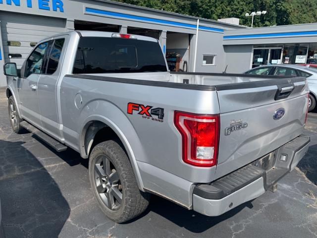 2017 Ford F-150 XLT 4WD SuperCab 6.5 Box