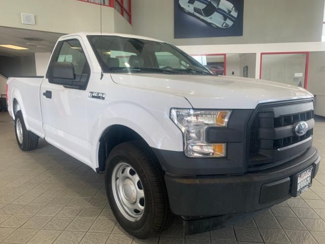 2017 Ford F-150 XL 2WD Reg Cab 8 Box