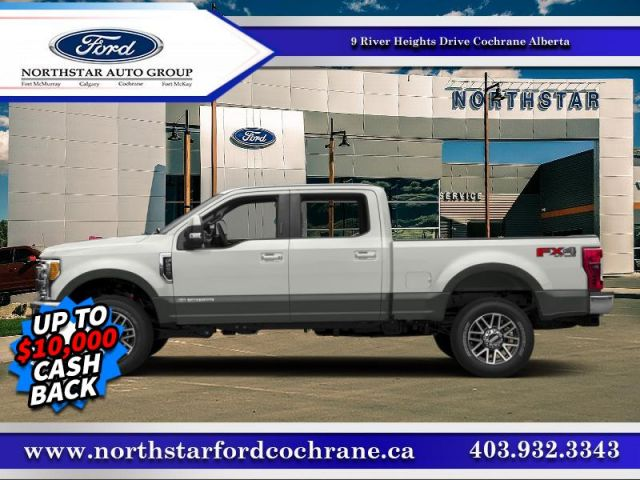 2017 Ford F-350 Super Duty King Ranch  - Leather Seats - $565 B/W
