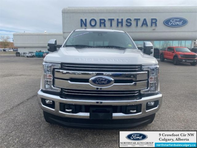 2017 Ford F-350 Super Duty Lariat   LARIAT  LEATHER  DIESEL  MOONROOF  BLIS  LOW KMS  - $57