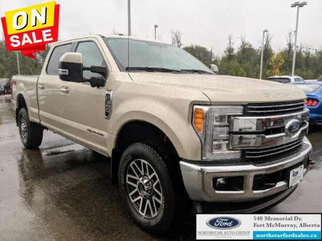 2017 Ford F-350 Super Duty Lariat  |6.7L|Rem Start|Nav|Twin Panel Moonroof|Ultimate Trailer