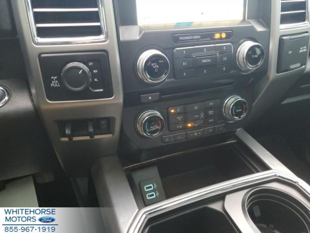 2017 Ford F-350 Super Duty Platinum  - Navigation - $534 B/W