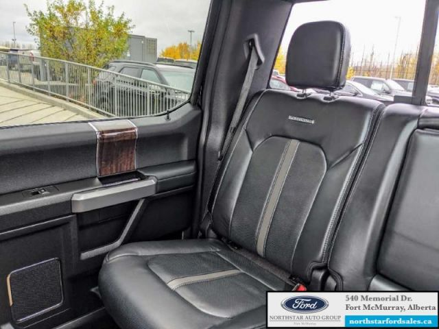 2017 Ford F-350 Super Duty Platinum  |ASK ABOUT NO PAYMENTS FOR 120 DAYS OAC