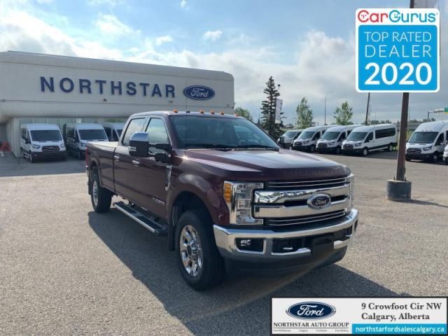 2017 Ford F-350 Super Duty Lariat  | ULTIMATE PKG| DIESEL| LOW KMS| ADAPTIVE CRUISE|