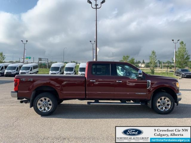 2017 Ford F-350 Super Duty Lariat    ULTIMATE PKG  DIESEL  LOW KMS  ADAPTIVE CRUISE 