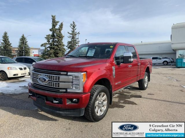 2017 Ford F-350 Super Duty Platinum  |PLATINUM ULTIMATE PKG| DIESEL| NAV|MOONROOF|SHORT BOX