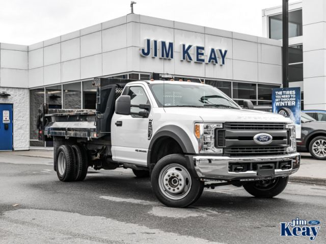 2017 Ford F-550 Chassis Cab