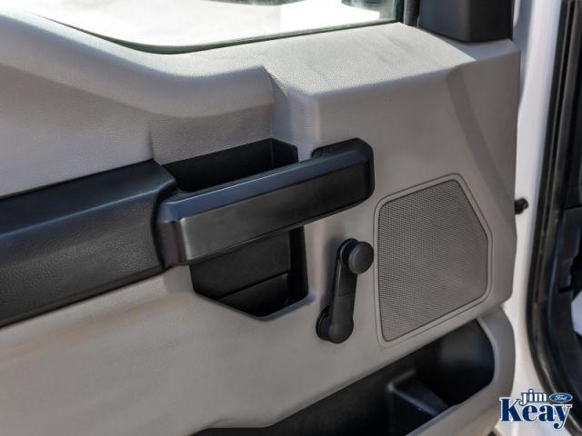 2017 Ford F-550 Super Duty DRW XL  -  Power Windows