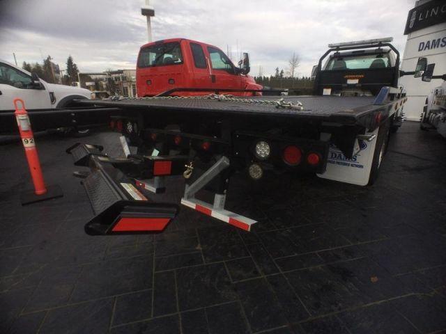 2017 Ford F-650-750 F-750 SD Diesel Straight Frame