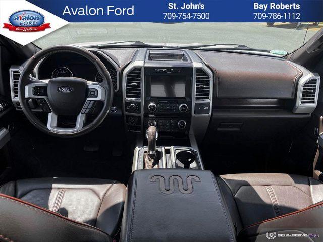 2017 Ford F150 4x4 - Supercrew King Ranch - 145 WB