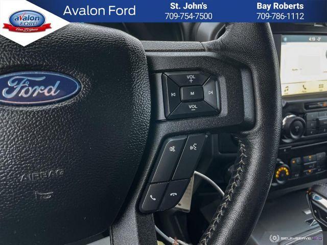 2017 Ford F150 4x4 - Supercrew XLT - 145 WB