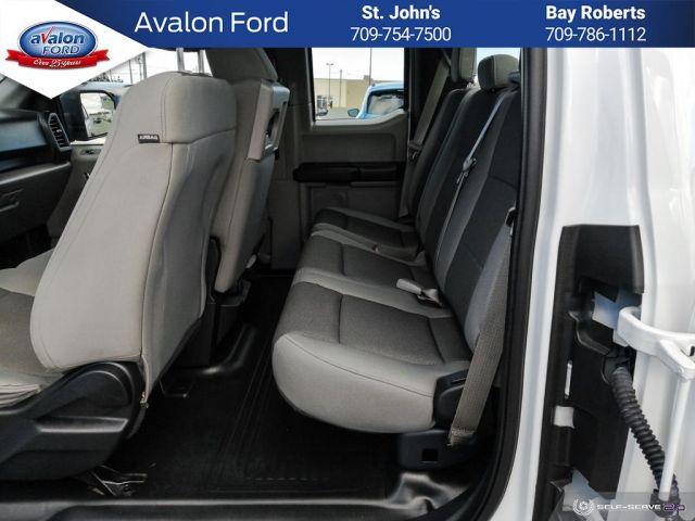 2017 Ford F150 4x4 - Supercab XL - 145 WB