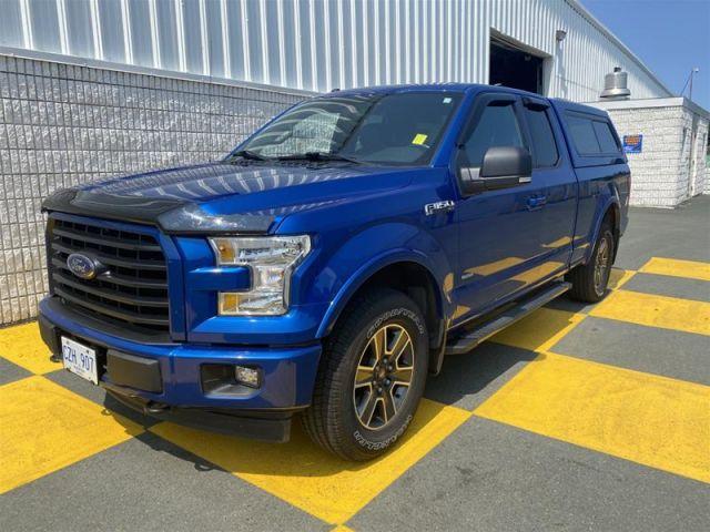 2017 Ford F150 4x4 - Supercab XLT - 145 WB