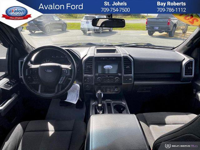 2017 Ford F150 4x4 - Supercrew XLT - 157 WB