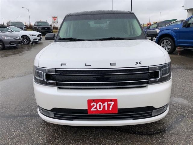 2017 Ford Flex Limited  - Leather Seats -  Heated Seats - $208.45 B/W