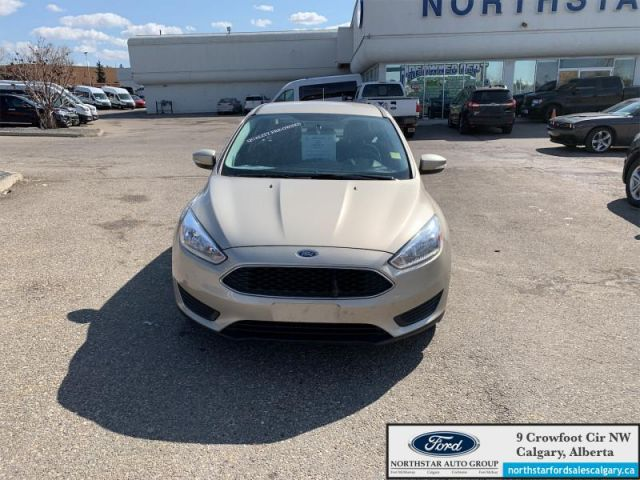 2017 Ford Focus SE Sedan  |SEDAN| AUTOMATIC| HEATED SEATS| HEATED STEERING WHEEL