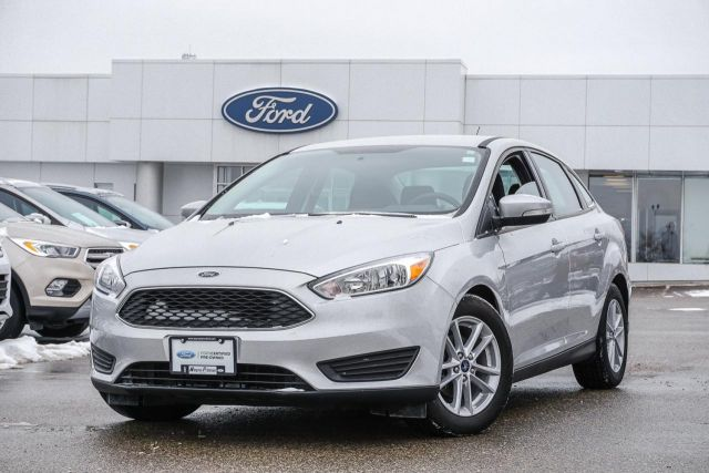 2017 Ford Focus 4dr Sdn SE