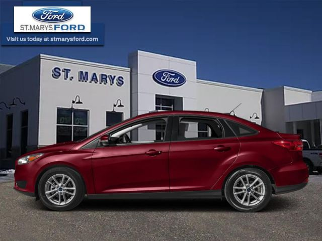 2017 Ford Focus SE Sedan  - $113 B/W - Low Mileage