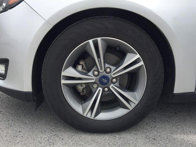 2017 Ford Focus SE Sedan