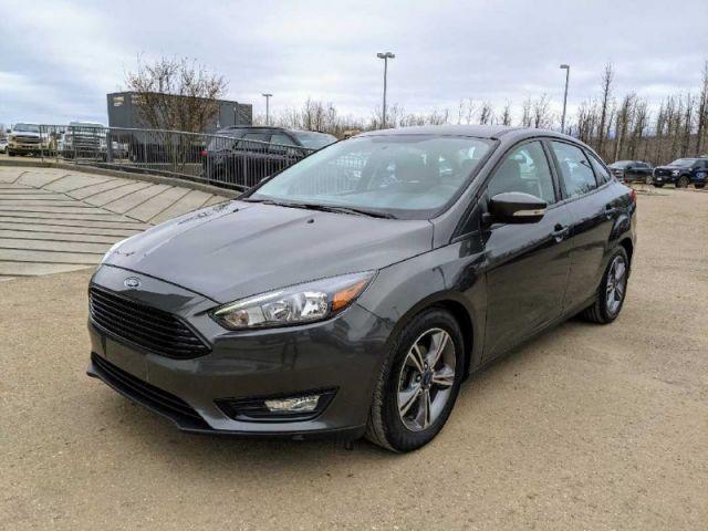 2017 Ford Focus SE Sedan   2 YEARS / 40,000KMS EXTENDED POWERTRAIN WARRANTY INCL