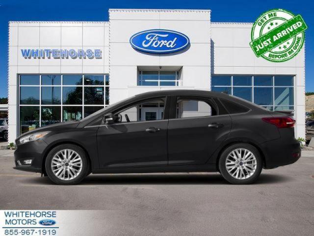 2017 Ford Focus Titanium Sedan  - Leather Seats - $123 B/W