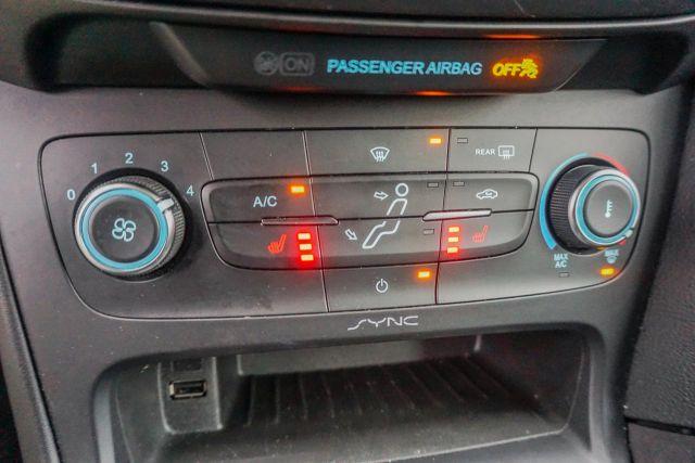 2017 Ford Focus 5dr HB SE