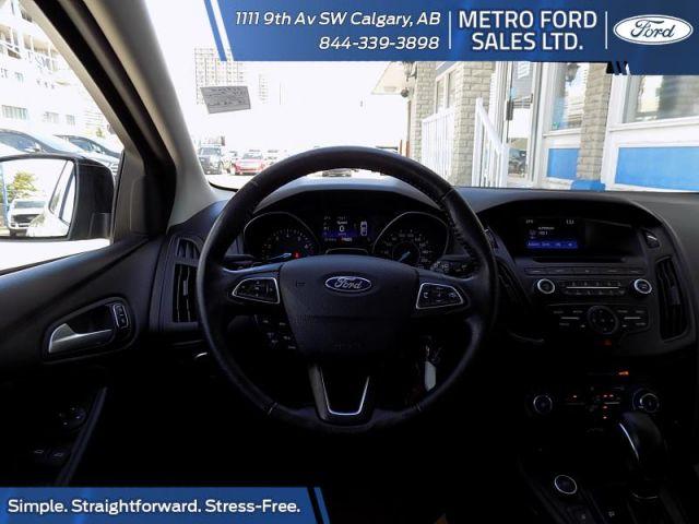 2017 Ford Focus SE Hatch