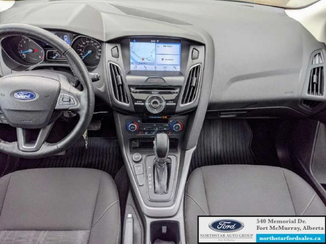 2017 Ford Focus SEL Hatch   ASK ABOUT NO PAYMENTS FOR 120 DAYS OAC