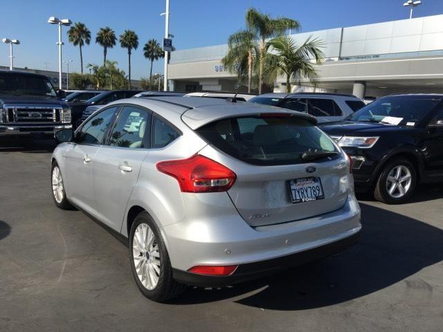 Pre Owned 2017 Ford Focus Titanium Hatch For Sale Near Hawthorne Ca