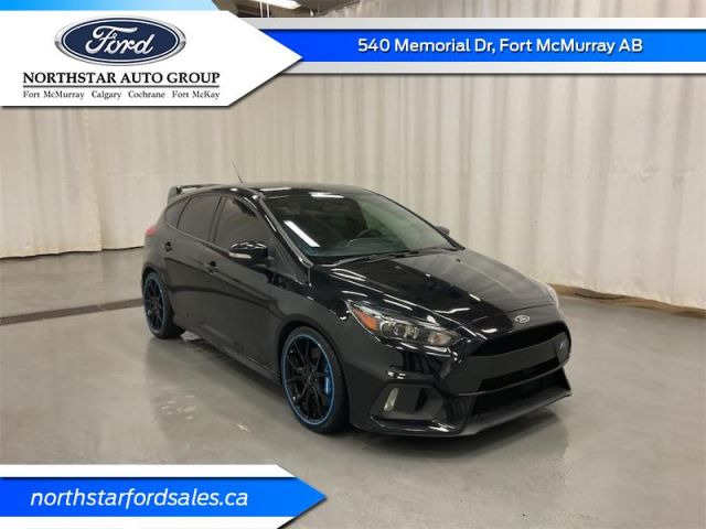 2017 Ford Focus RS  |ALBERTA'S #1 PREMIUM PRE-OWNED SELECTION