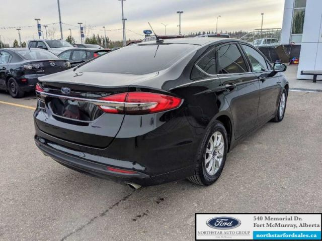 2017 Ford Fusion S  |ASK ABOUT NO PAYMENTS FOR 120 DAYS OAC