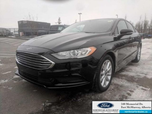2017 Ford Fusion SE|1.5L|Rem Start|Heated Seats|Engine Block Heater