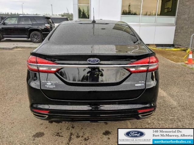 2017 Ford Fusion SE  |2.0L|Rem Start|Nav|Moonroof|Park Assist