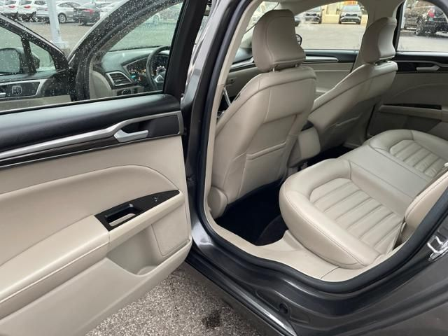 2017 Ford Fusion SE AWD