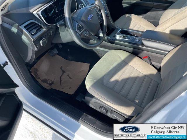 2017 Ford Fusion S Hybrid  |HYRBID| CLOTH| REARVIEW CAMERA|