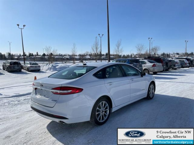 2017 Ford Fusion S Hybrid  |HYRBID| CLOTH| REARVIEW CAMERA|