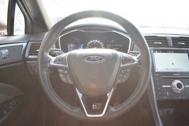 2017 Ford Fusion Sport  | HEATED & VENTED SEATS | AWD |